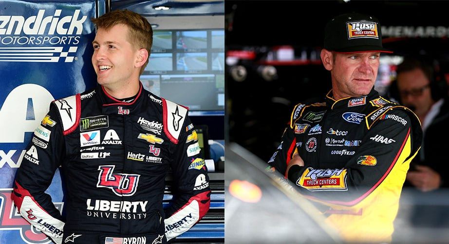 Analysis: Byron vs. Bowyer – different strategies, different results – NASCAR