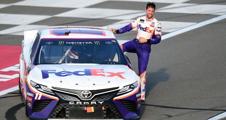 Backseat Drivers: Is Denny Hamlin a championship contender? – NASCAR