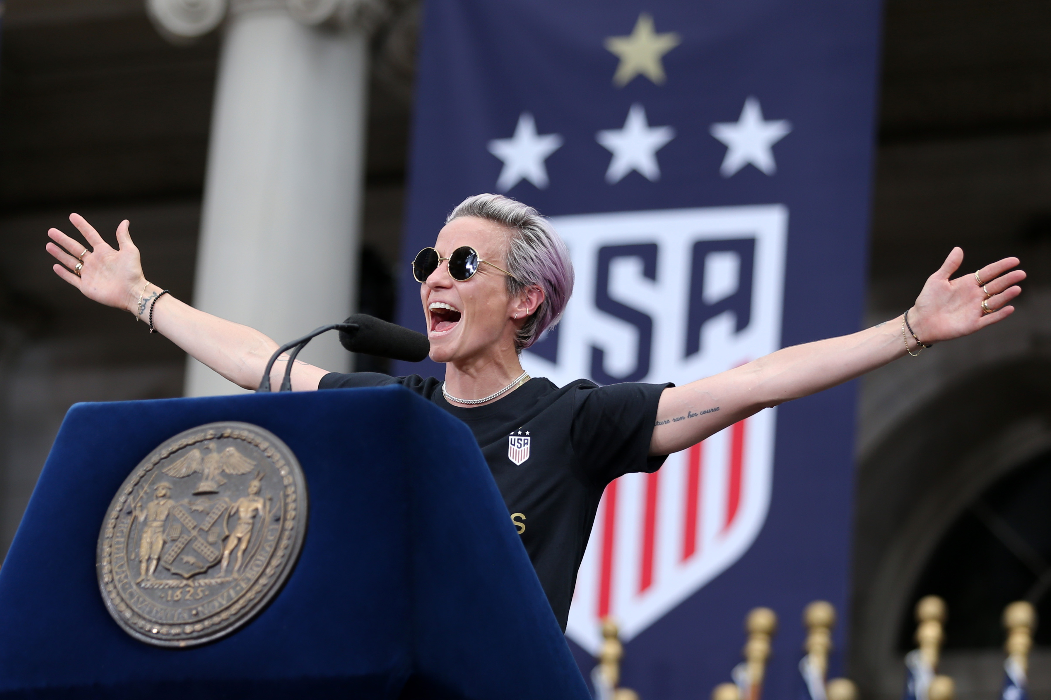 Beyond the Scoreboard: USWNT, FIFA and MLS All-Star in summer of soccer – NBCSports.com
