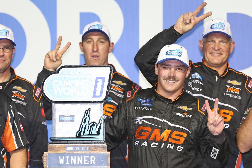 Brett Moffitt earns second Truck Series win in last three races – NBC Sports