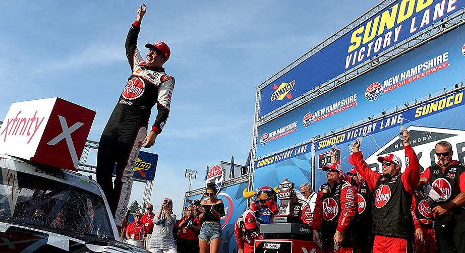 Christopher Bell rules New Hampshire for fifth Xfinity win of 2019 – NASCAR