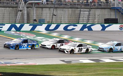 Daily Fantasy NASCAR Track Preview: Quaker State 400 – numberFire