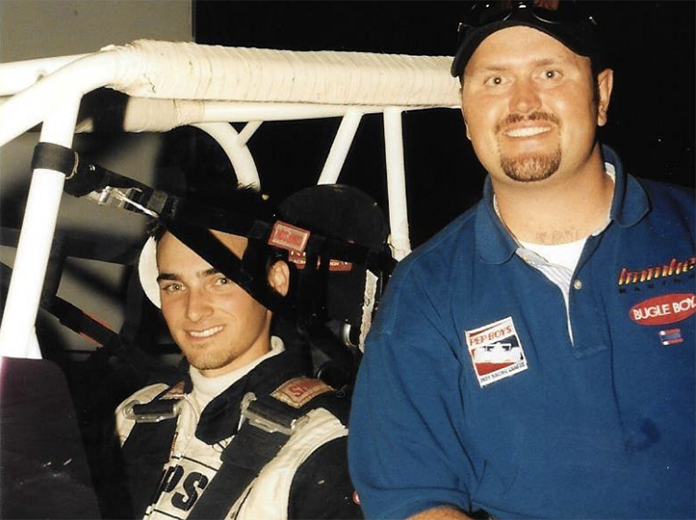 Dickerson: From USAC Wrench To NASCAR Car Owner – SPEED SPORT