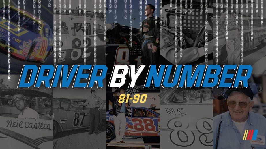 Driver by Number: Revealing best drivers for Nos. 81-90 – NASCAR