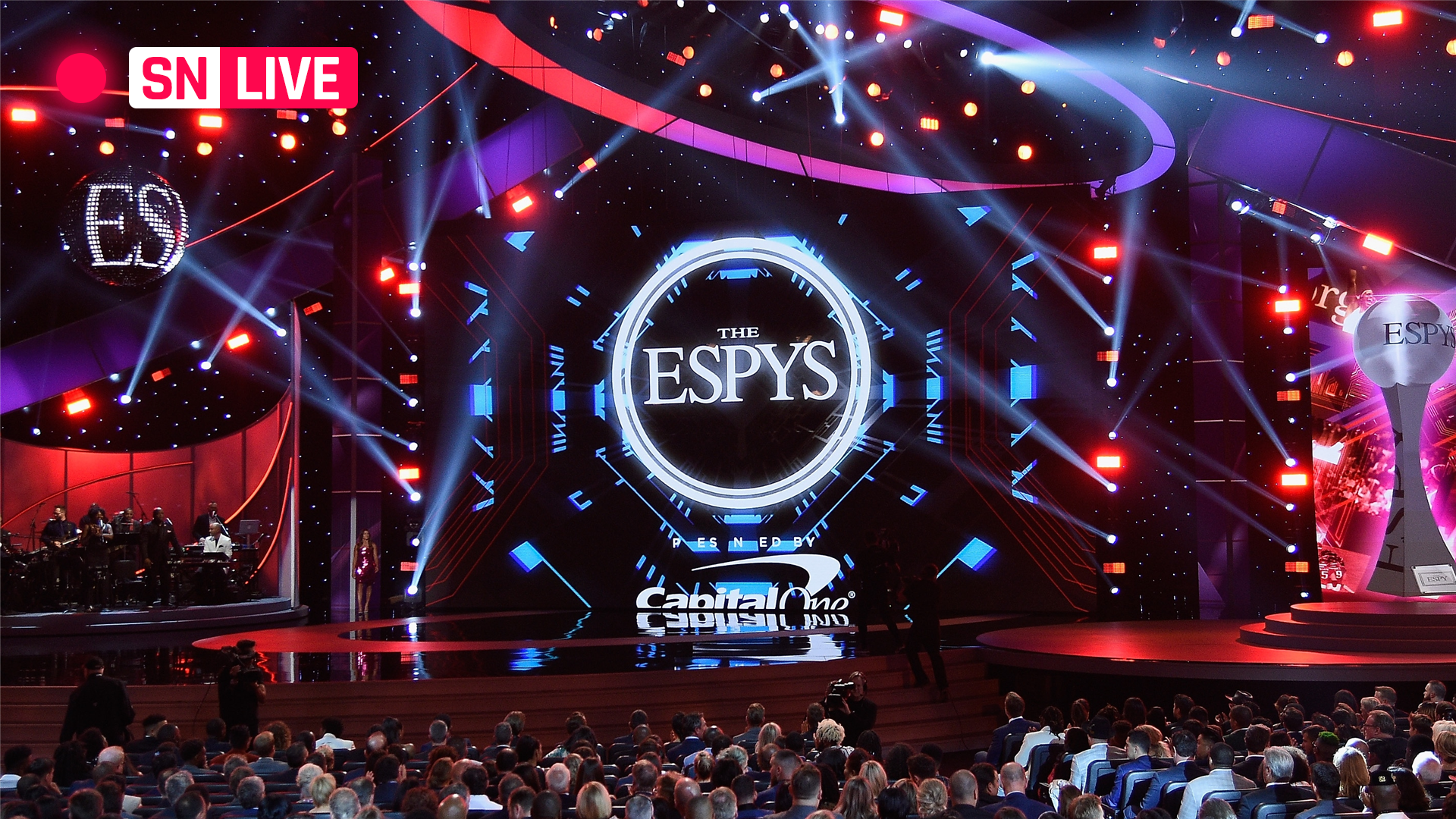 ESPY Award winners 2019: Live results, highlights, best moments from the ESPYs – Sporting News