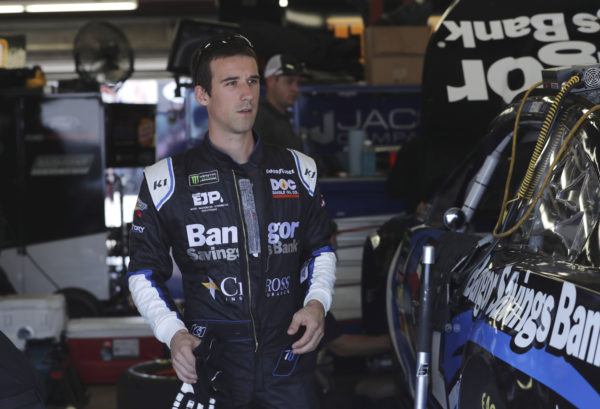 Fort Kent's Austin Theriault finishes 34th in NASCAR Monster Energy Cup Series race – Bangor Daily News