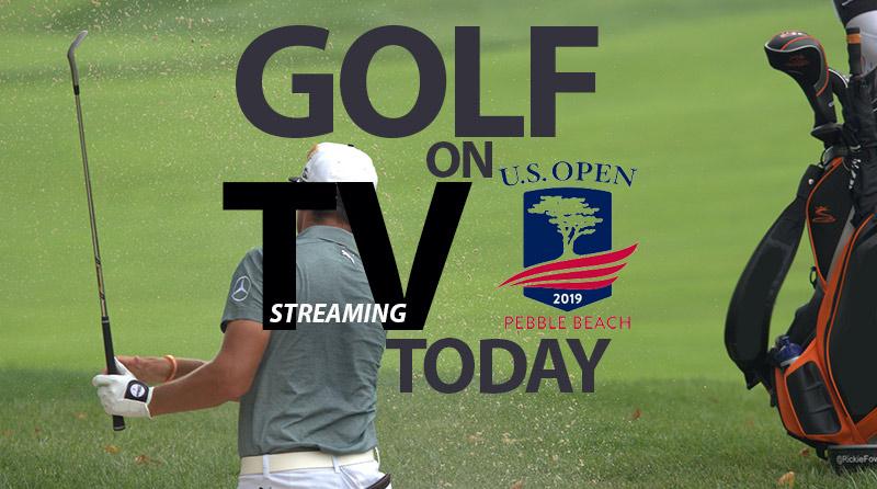 Golf's U.S. Open: TV, Live Streaming Schedule (Sunday, June 16) – Athlon Sports
