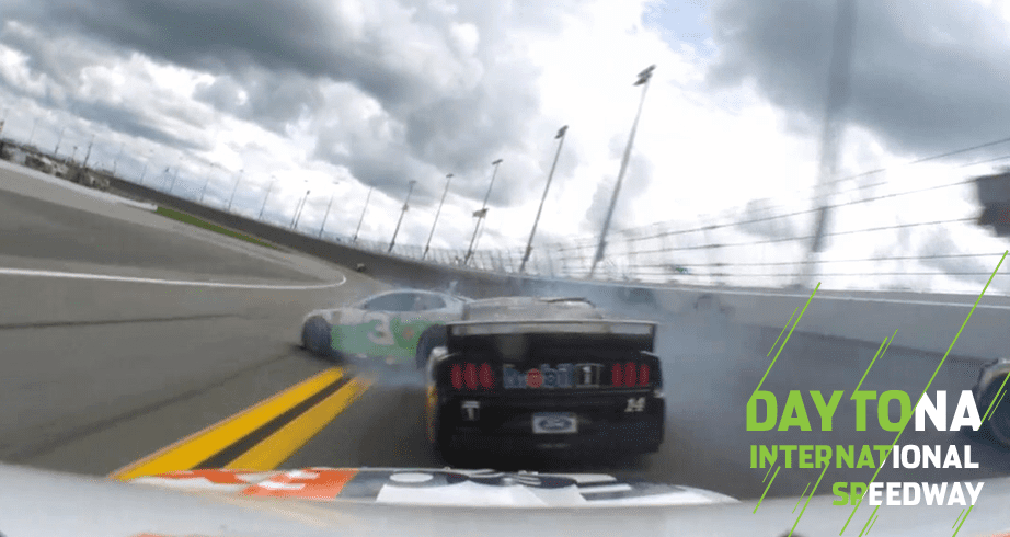 In-car: Hamlin's, Busch's views of the 'Big One' | NASCAR.com – NASCAR