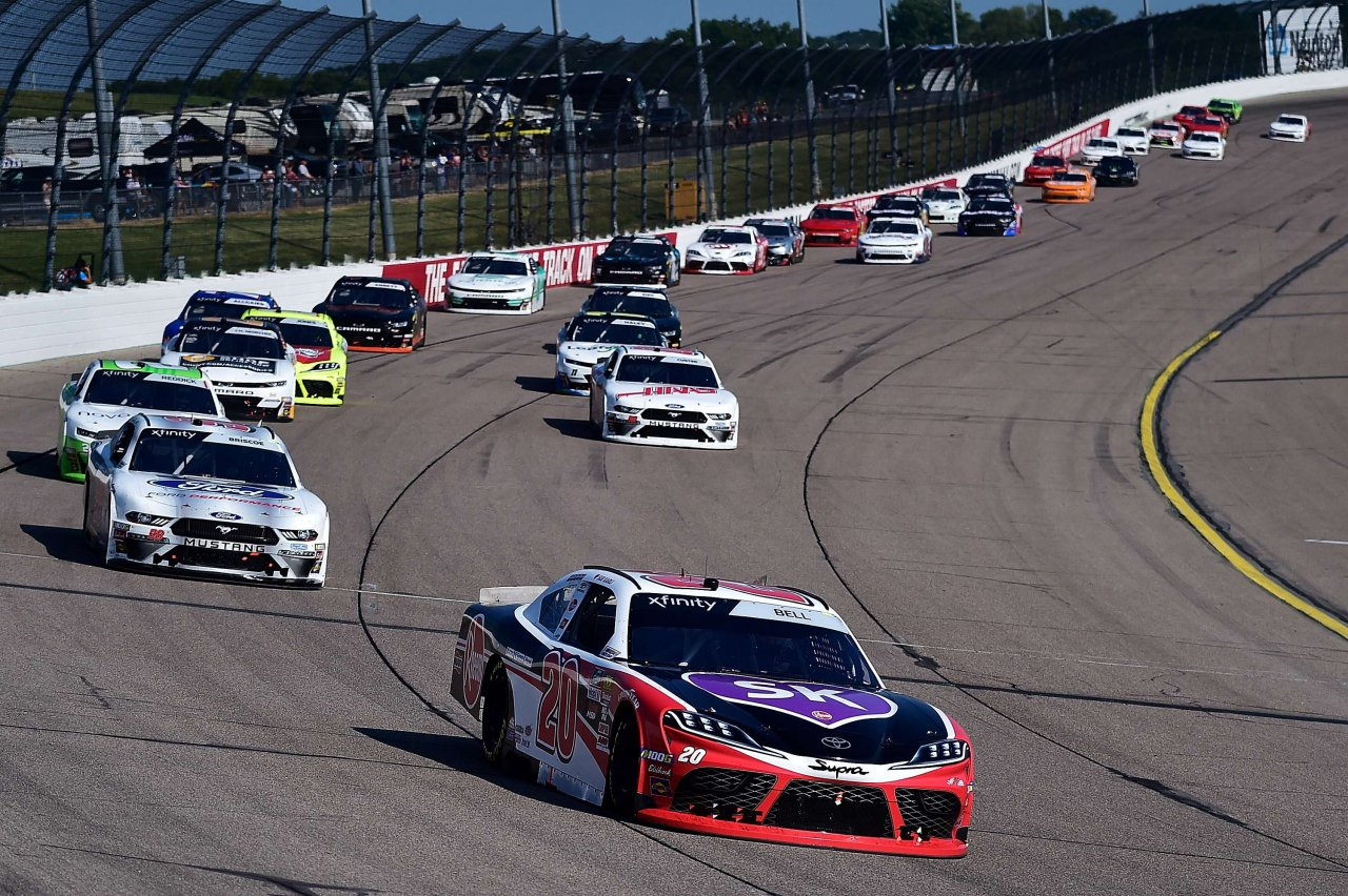 Iowa Race Results: July 27, 2019 (NASCAR Xfinity Series) – Racing News