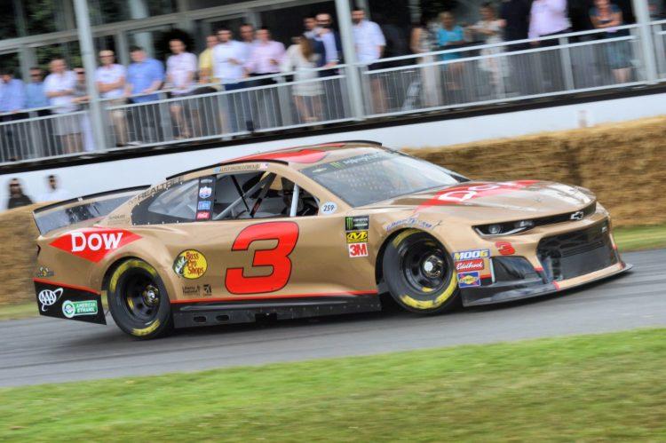 NASCAR brings the thunder to Goodwood – dominikwilde.com