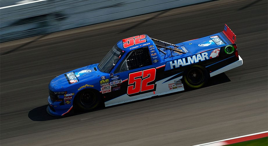 NASCAR confiscates No. 52 truck from Halmar Racing – NASCAR