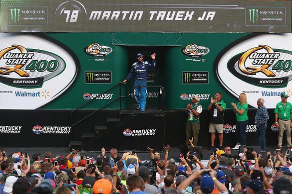 NASCAR DFS: Quaker State 400 Example Lineups – FantasyAlarm.com