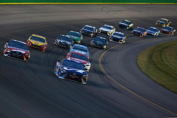 NASCAR DFS: Quaker State 400 Practice Notes – FantasyAlarm.com