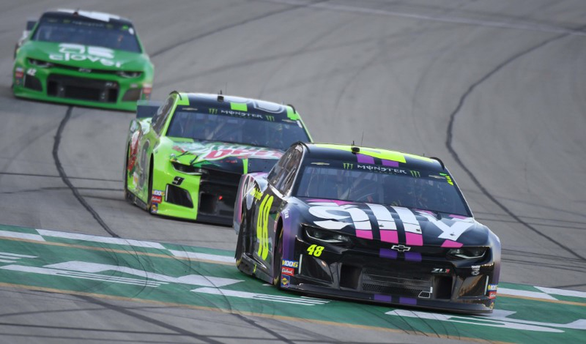 NASCAR notebook: Jones ends on upswing in New Hampshire – WSAU News