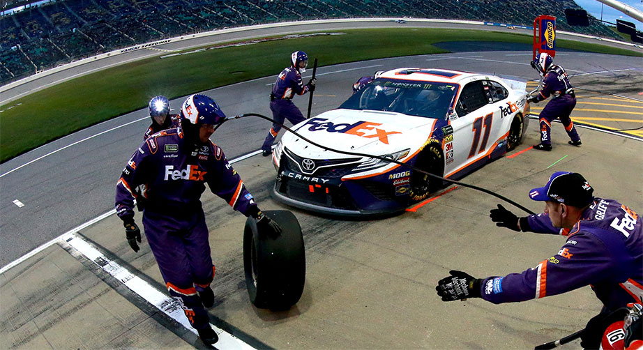 NASCAR officials modify 'arm's length' rule for uncontrolled tire penalties – NASCAR