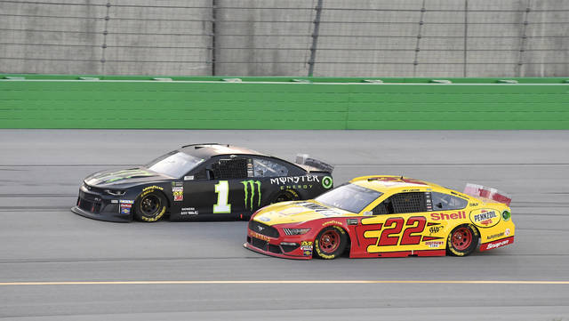 NASCAR Schedule and Points Leaders – Ledger Independent