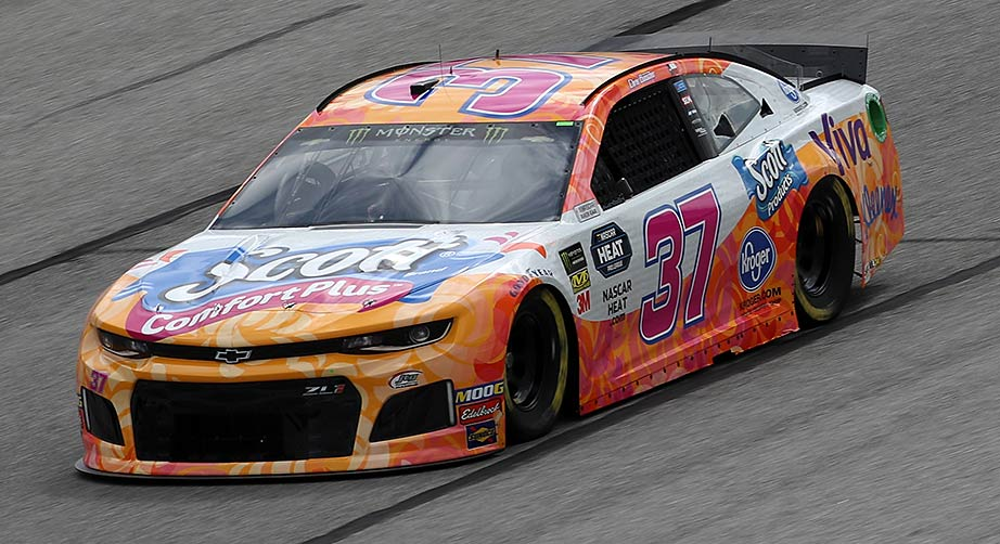 No. 37 fueler recovering from multiple leg injuries after Atlanta incident – NASCAR