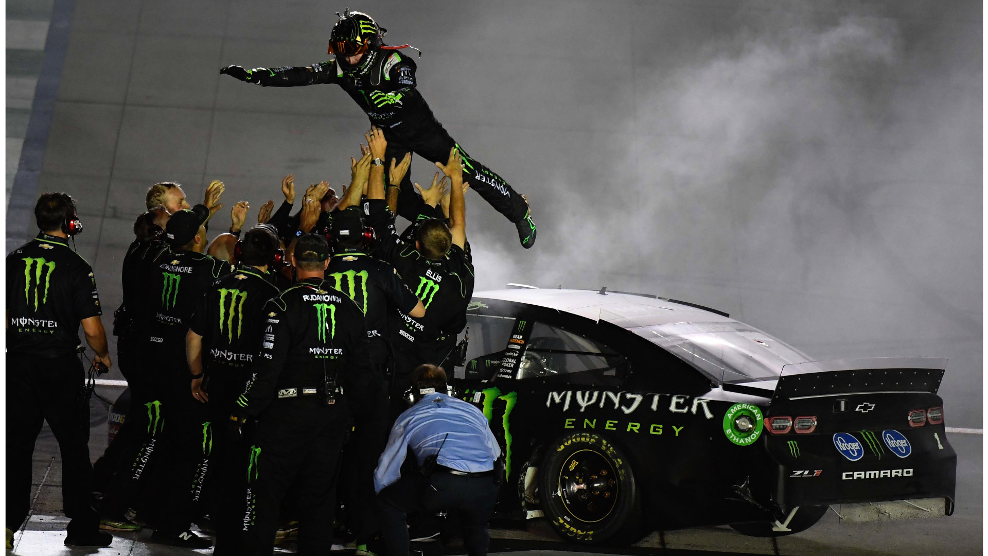 Recapping the week in NASCAR: Kurt Busch beat his brother Kyle Busch for his first victory of 2019 – NBCSports.com