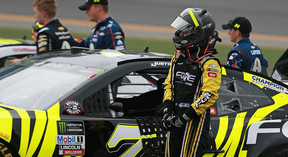 Spire Motorsports looks to build on Daytona stunner: 'We'll show the world' – NASCAR