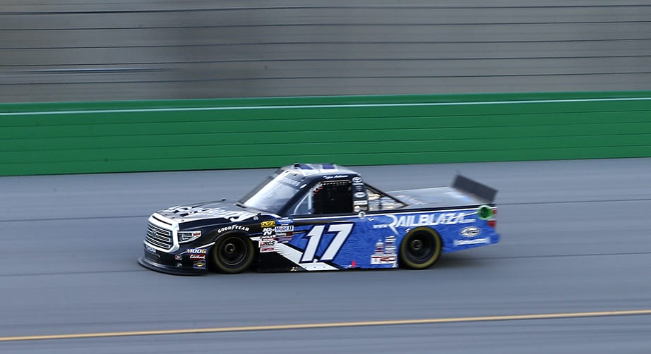 Tyler Ankrum lands first Gander Trucks triumph at Kentucky – NASCAR