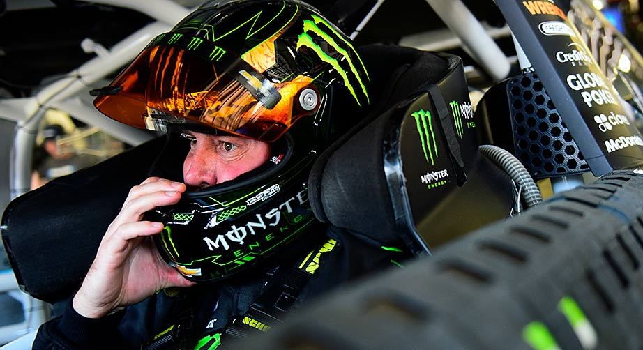 With career goals in perspective, Kurt Busch eyes ultimate sunset ride-off – NASCAR