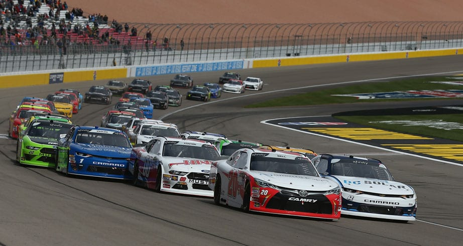 2020 Xfinity Series field reduced from 38 to 36 – NASCAR