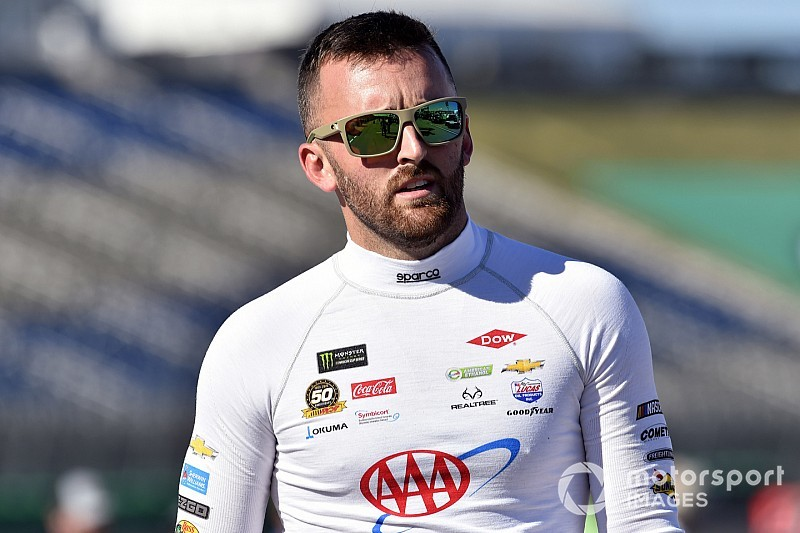 Austin Dillon fastest in Friday's Cup practice at Michigan – Motorsport.com