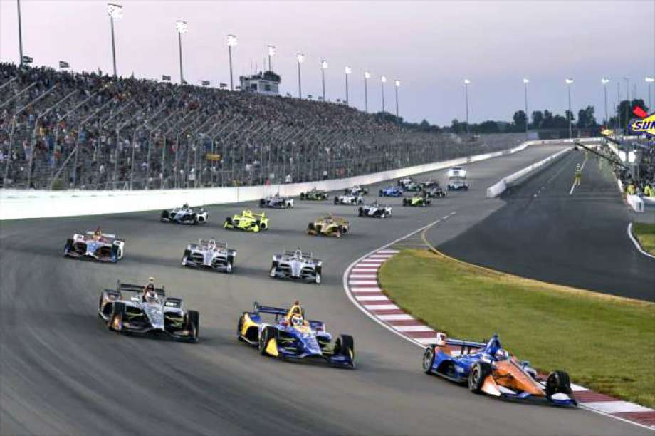 AUTO RACING: Fanfest, Indy Lights, NASCAR events lead to Bommarito 500 – Laredo Morning Times