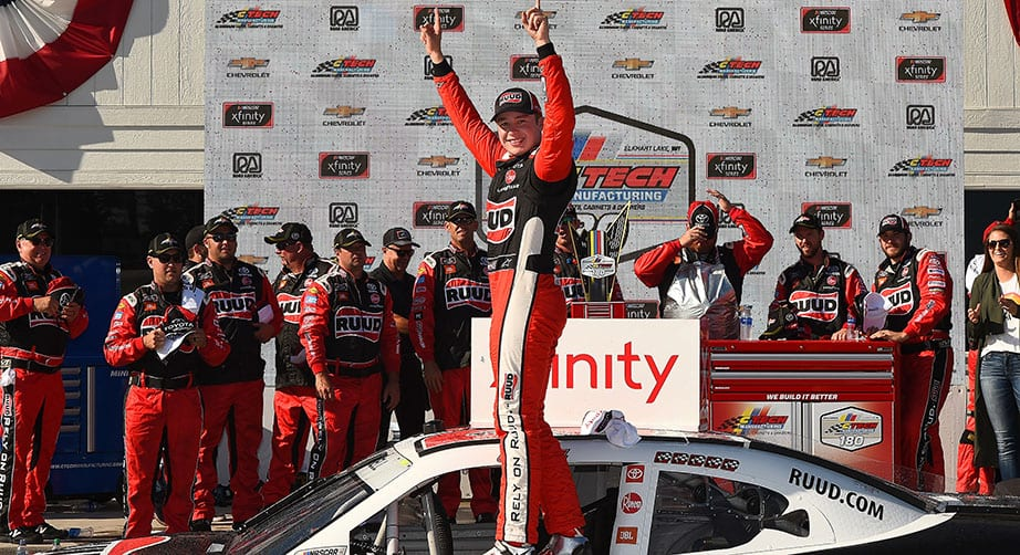 Bell earns first road-course win at Road America – NASCAR