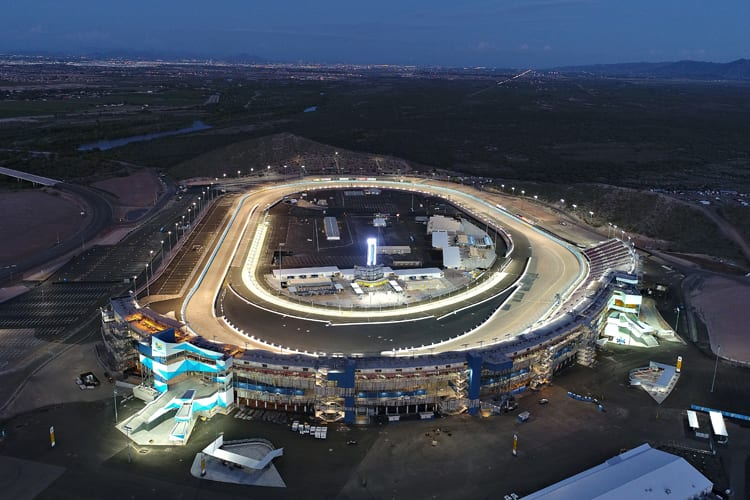 Bluegreen Vacations will sponsor NASCAR race at ISM Raceway – AZ Big Media