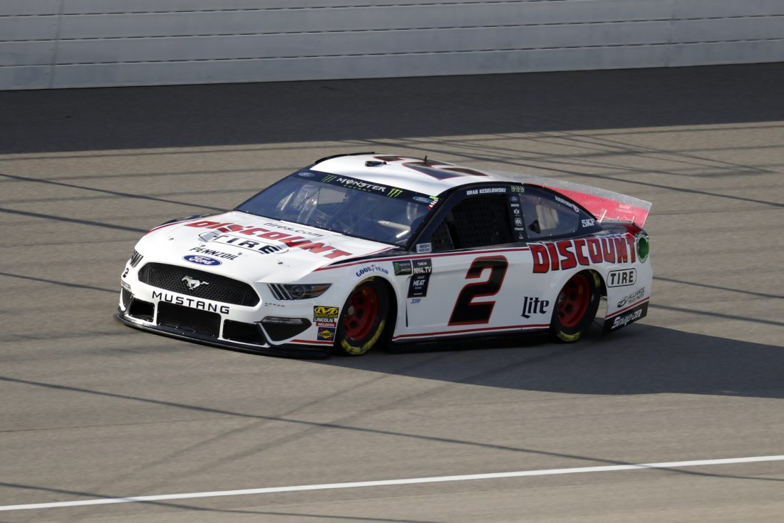 Brad Keselowski wins pole for NASCAR Cup race at Michigan | News, Sports, Jobs – The Steubenville Herald-Star
