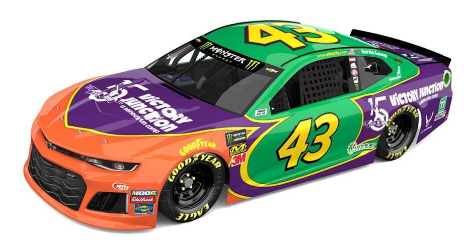 Bubba takes early lead in vote for fan favorite Darlington throwback scheme – NASCAR