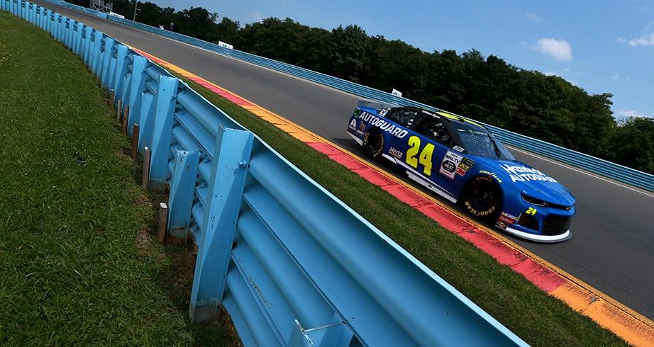 Bullish on those William Byron odds at Watkins Glen – NASCAR
