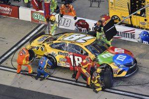 Busch: We're getting our ass kicked by Joe Gibbs NASCAR team-mates – autosport.com