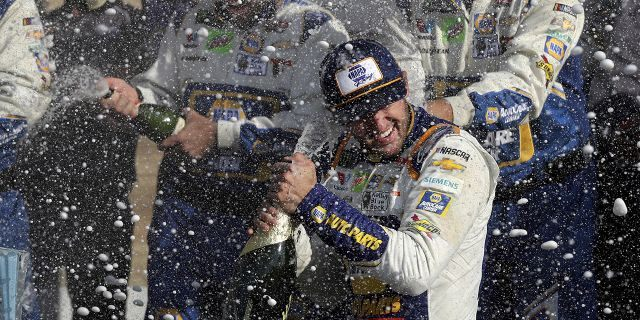 Chase Eliott wins NASCAR Watkins Glen race – Fox News