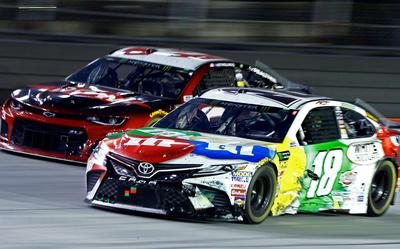 Daily Fantasy NASCAR Track Preview: Bass Pro Shops Night Race – numberFire