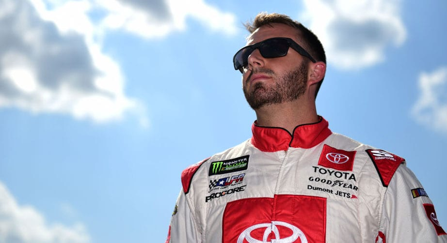 DiBenedetto reveals he is not returning to Leavine Family Racing – NASCAR