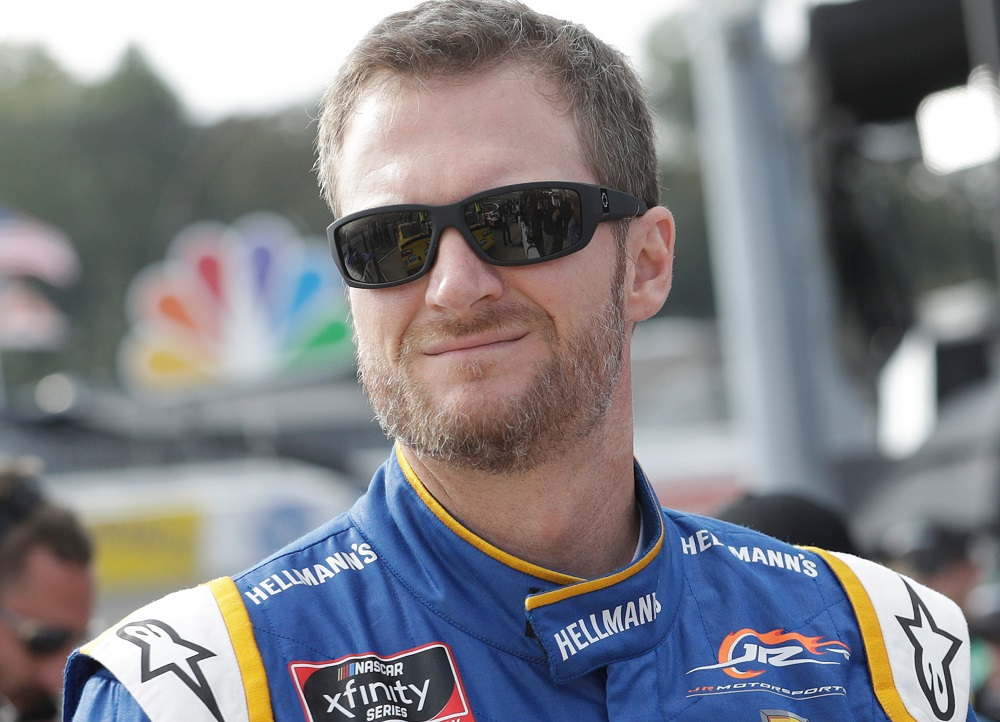 Earnhardt Jr. says he's OK for Xfinity return – Racer