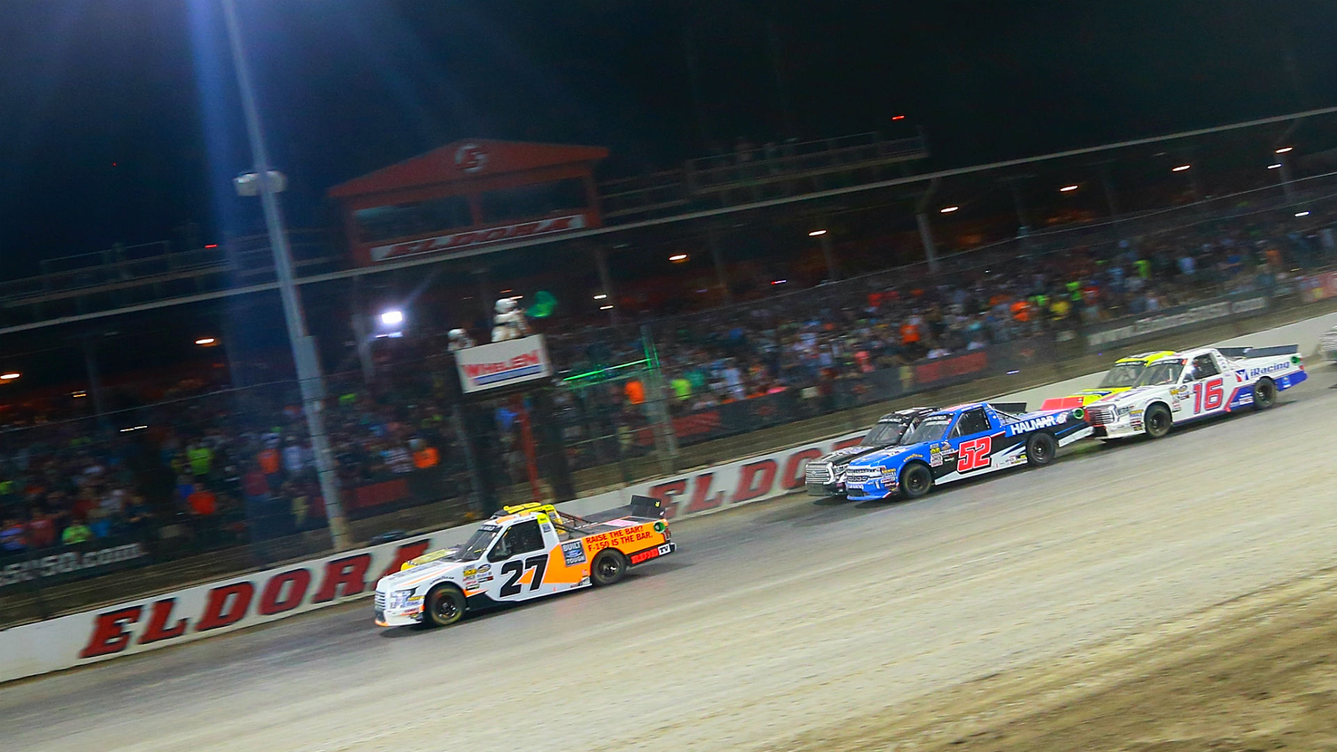 Eldora truck race: TV channel, schedule, qualifying format for NASCAR's 2019 Dirt Derby – Sporting News