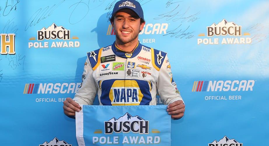 Elliott scores Watkins Glen pole as Hendrick sweeps front row – NASCAR