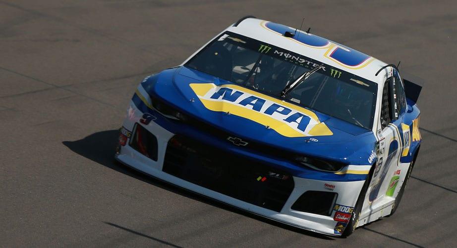 Elliott's No. 9 Chevrolet all clear in post-race inspection at Watkins Glen – NASCAR
