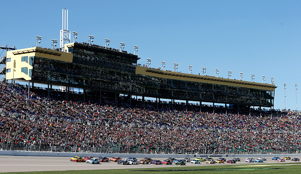 Entry lists for NASCAR at Kansas – NBC Sports