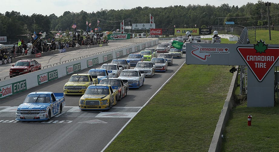 Fans in Canada can live stream Gander Trucks playoff race this weekend – NASCAR
