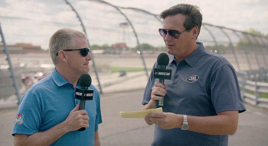 Fantasy Fastlane: Ryan Blaney or Joey Logano at Michigan? – NASCAR