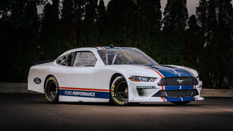 Ford Finally Brings Its NASCAR Xfinity Series Mustang Out Of 2011 – Jalopnik