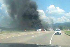 Former NASCAR Driver Dale Earnhardt Jr and Family 'Safe' After Plane Crash – Herald Sun