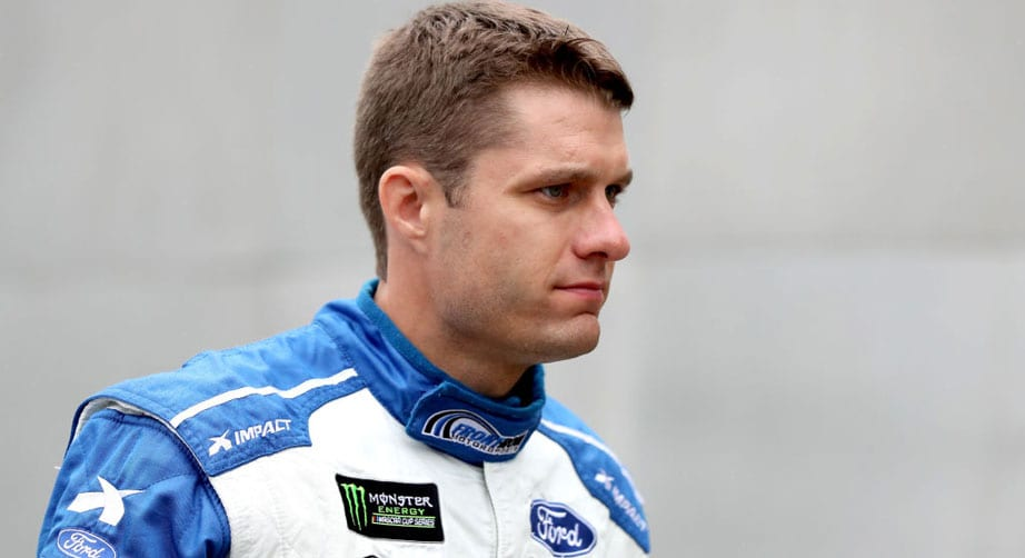 Front Row's Ragan reveals he's stepping down from full-time competition at end of season – NASCAR