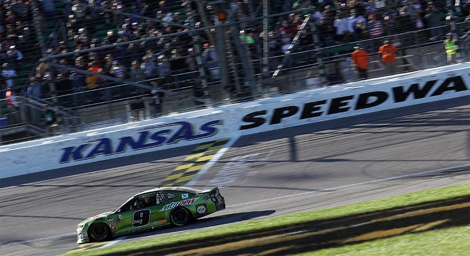 Kansas 101: TV times, Goodyear tires, stats – NASCAR