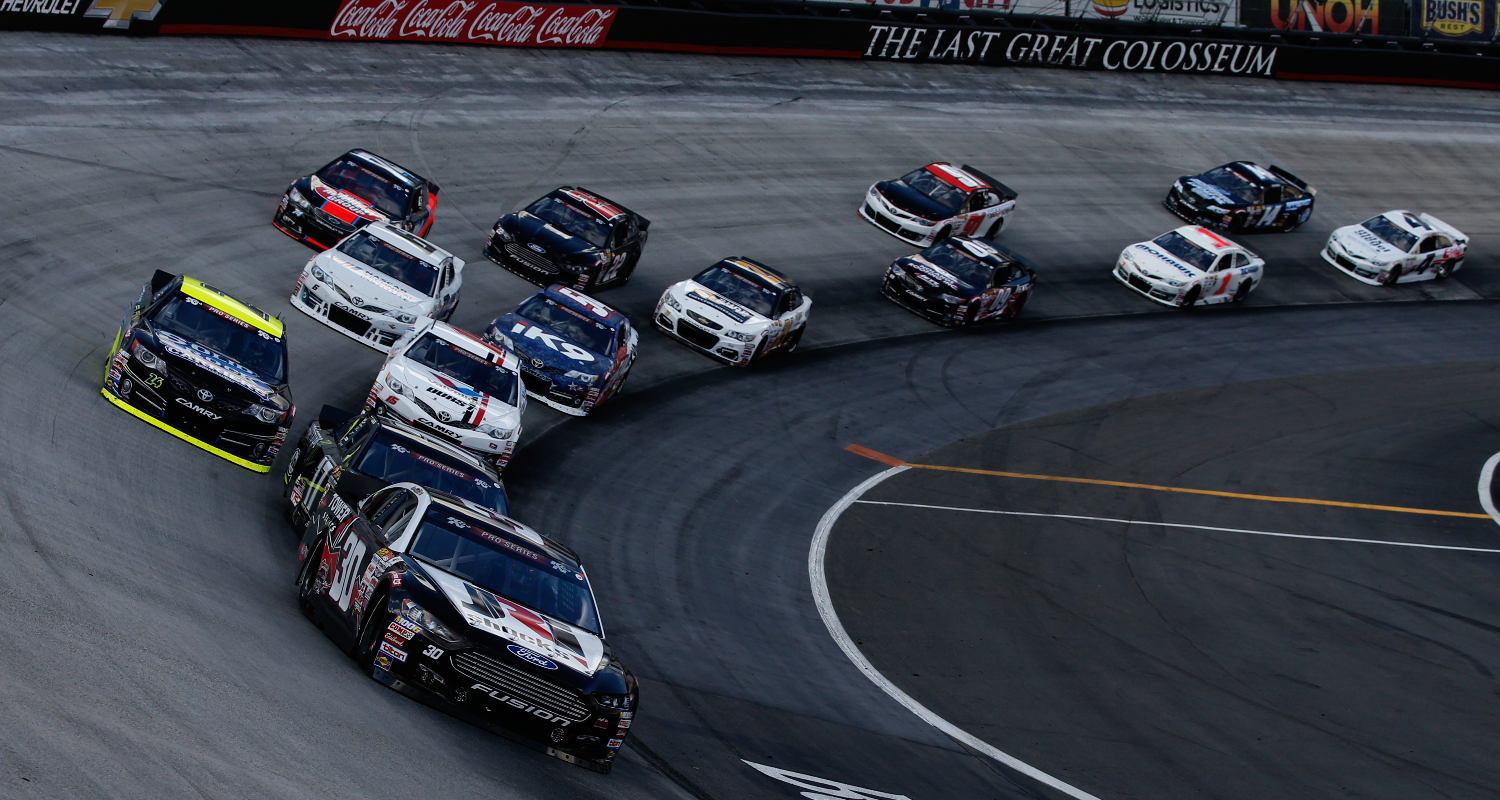 K&N Catch-Up: What We Learned at Bristol – NASCAR