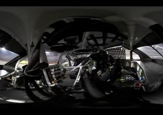 Kurt Busch 360-degree in-car view at Bristol Ride along with Kurt Busch and look – NASCAR